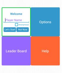 Vocabmeter-Start-Initial